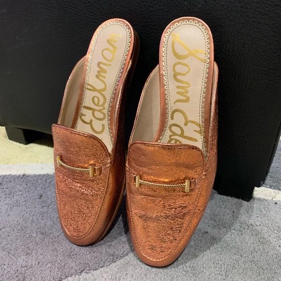 Sam Edelman Shoes | Beautiful Rose Gold